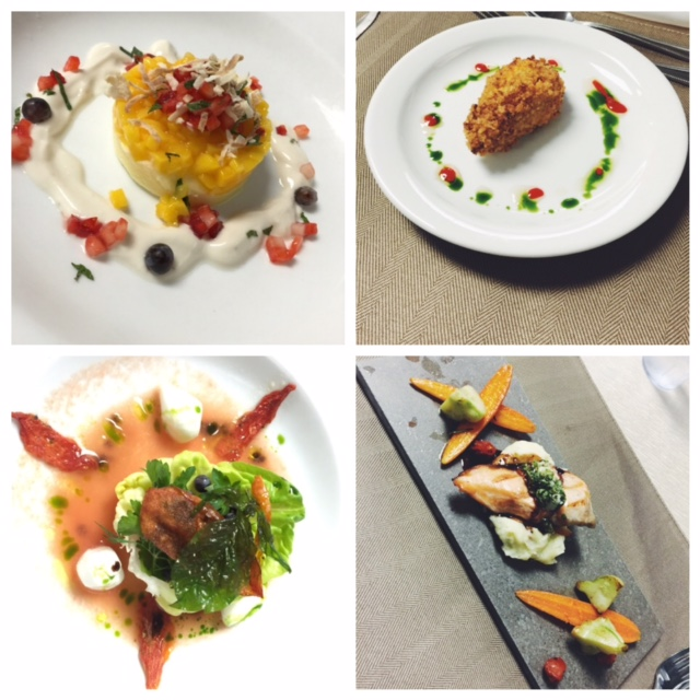 4 Course Special Lunch