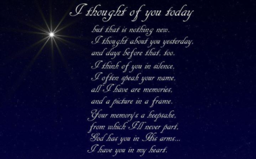 Bereaved Mom Poem