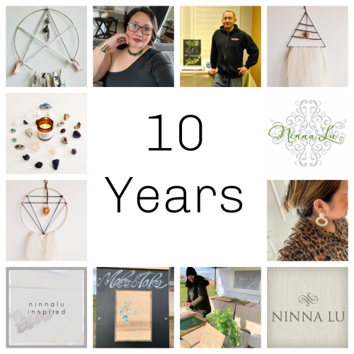 Ninna Lu 10 Years